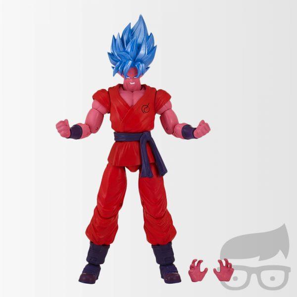 Kaioken X 10 Goku Dragon Stars Series 1