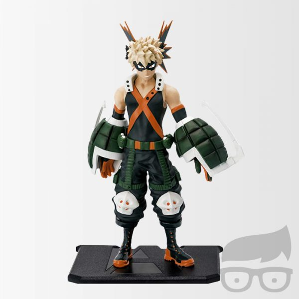 Bakugo My Hero Academia Estatua