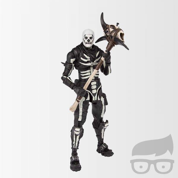 Figura de accion Fortnite Skull Trooper Mcfarlane