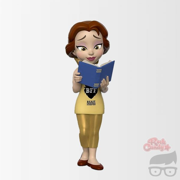 Wreck-It Ralph 2 Comfy Princess Belle Rock Candy Vinyl Figure