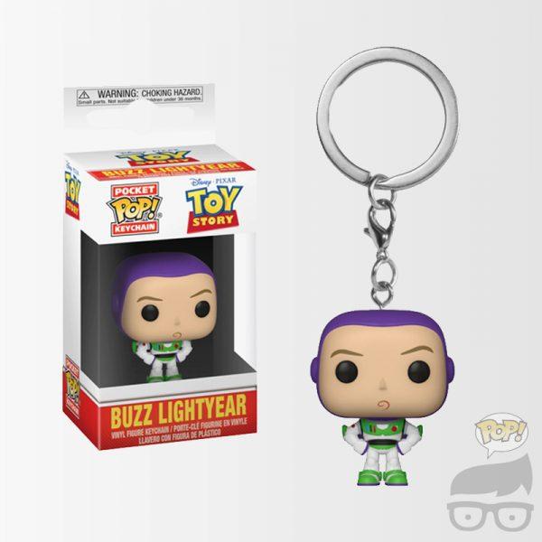 Toy Story Buzz Pocket Pop! KeyChain Llavero