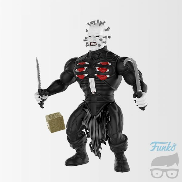 Hellraiser Pinhead Savage World Action Figure