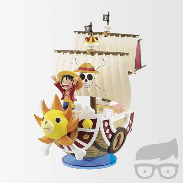 One Piece Thousand Sunny Mega World Collectible Special Statue Games Geeks
