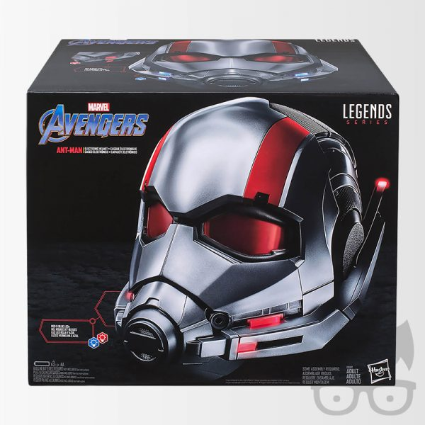 Marvel Legends Ant-Man Helmet Prop Replica Games Geeks