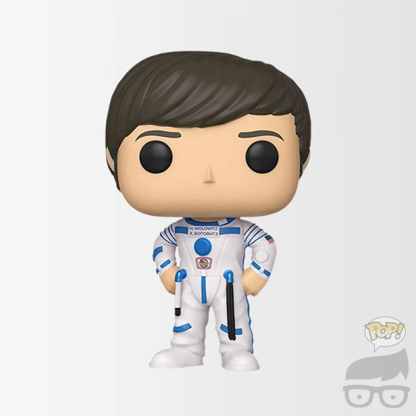 Howard Wolowitz 777 Games Geeks Funko Pop