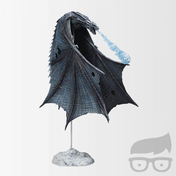 Figura Dragón Viserion (Ice Dragon) 23 cm. Juego de Tronos. McFarlane Toys Games Geeks