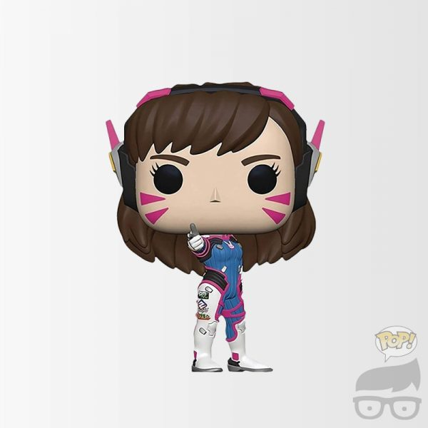 Overwatch D.Va Pop! Vinyl Figure Games Geeks