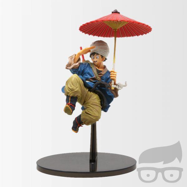 Dragon Ball Z Goku with Umbrella Banpresto World Colosseum 2 Vol.5 Statue Games Geeks