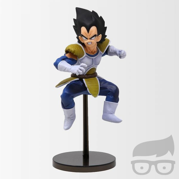 Dragon Ball Z Vegeta Banpresto World Colosseum 2 Vol.6 Statue