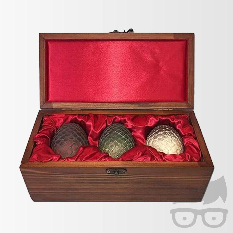 Dragon Egg Set Targaryen Game of Thrones Games Geeks
