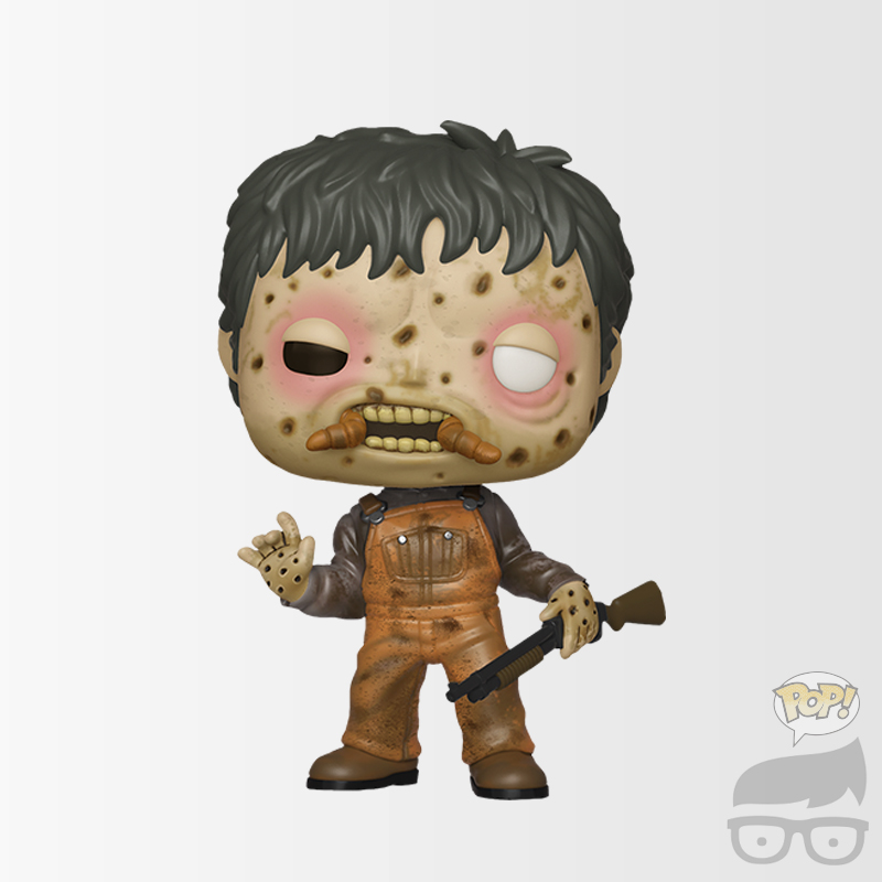 Edgar 717 Funko Pop Games Geeks