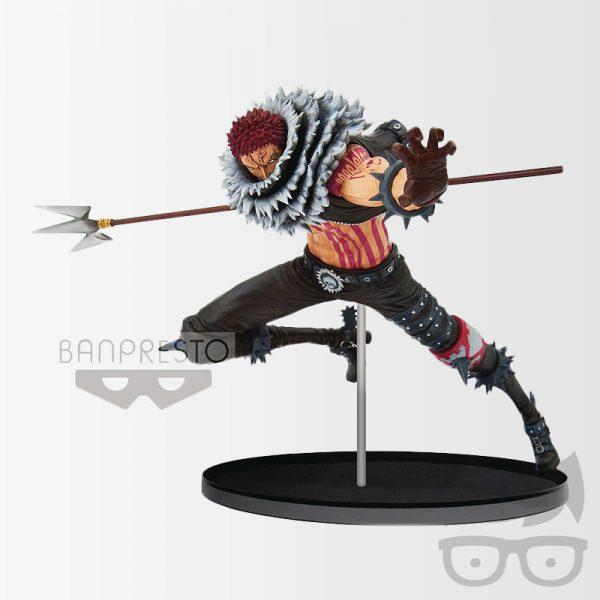 One Piece Charlotte Katakuri Banpresto World Colosseum 2 Vol.5 Statue Games Geeks