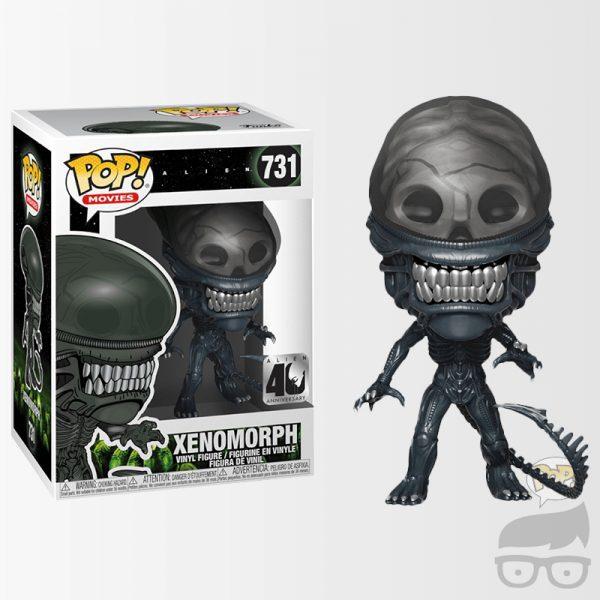 Alien 40th Xenomorph Pop! Vinyl Figure Games Geeks