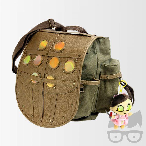 BioShock Big Daddy Backpack Games Geeks