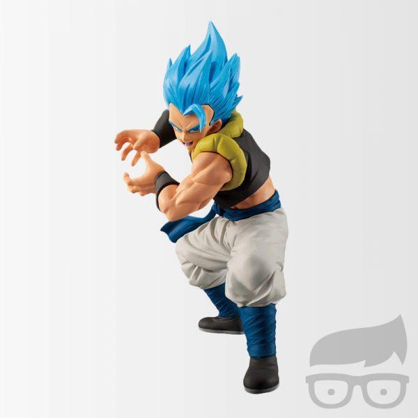 Dragon Ball Super Saiyan God Super Saiyan Gogeta Styling Mini-Figure Games Geeks